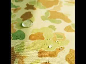 الصين مصنع 1000 منكر طبع النسيج cordura النايلون مع طارد المياه