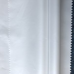 PP8/R4UR5 Polyester+TPU civil protective clothing fabric with TPU membrane lamination