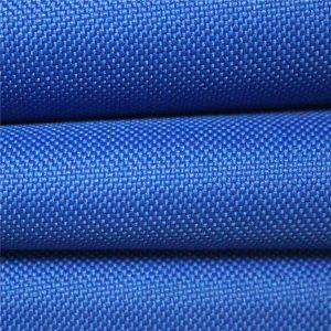 عالية الجودة مقاومة الماء 600d أكسفورد بو البلاستيكية المغلفة خيمة النسيج