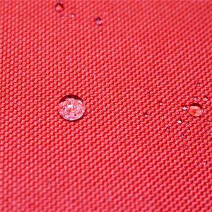 PU / PVC / PA / ULY المغلفة البوليستر أكسفورد للماء طعنة والدليل على النسيج لحقائب الظهر وحقائب الرياضة