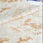 نوعية جيدة نمط التمويه 100 ٪ نايلون نسيج الاستخدام العسكري للسلامة